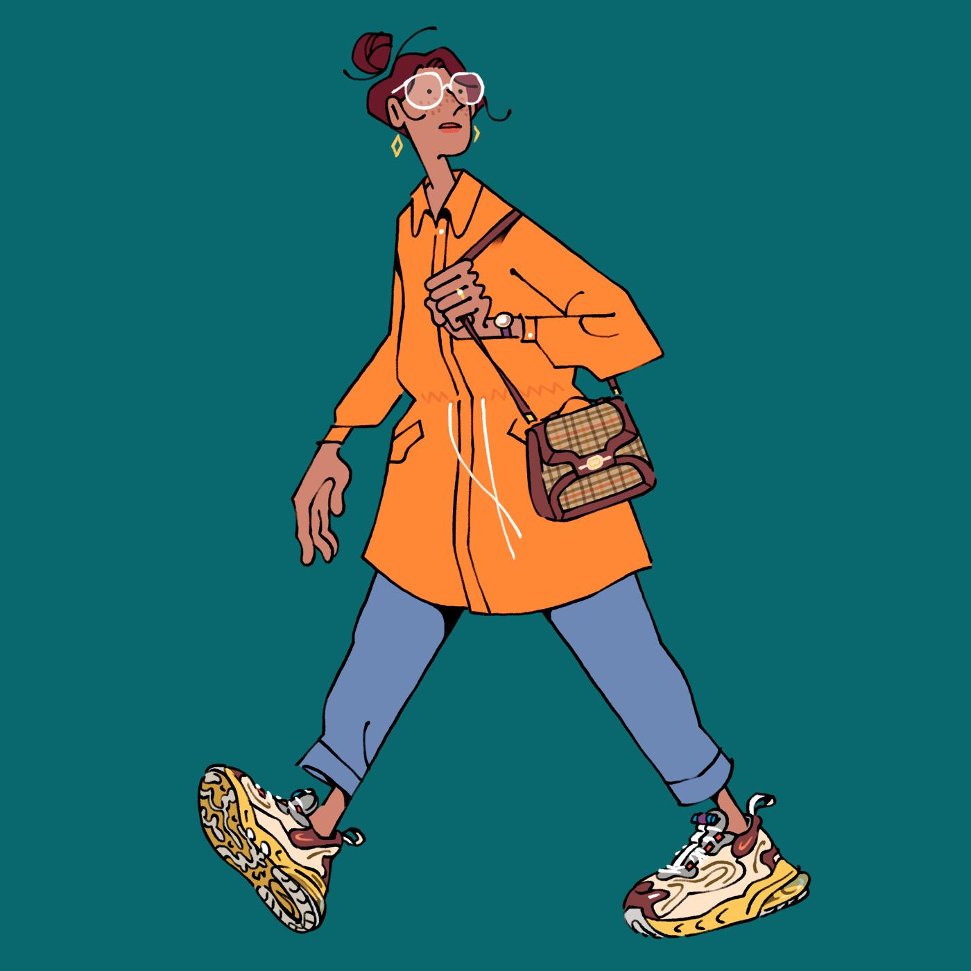Sneakers-MiniPurse