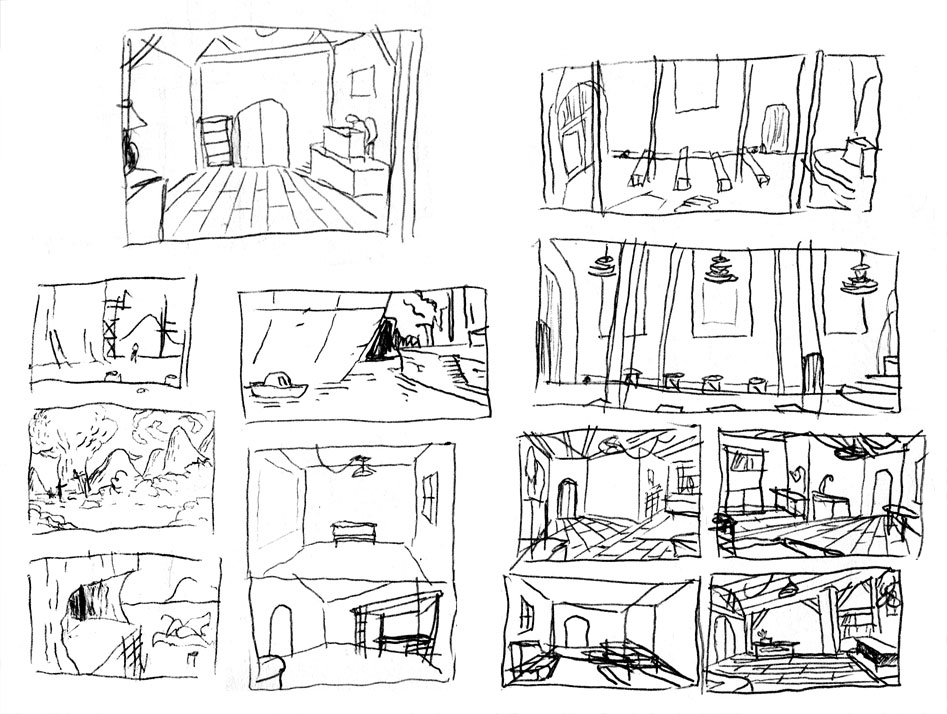 backgrounds-sketches
