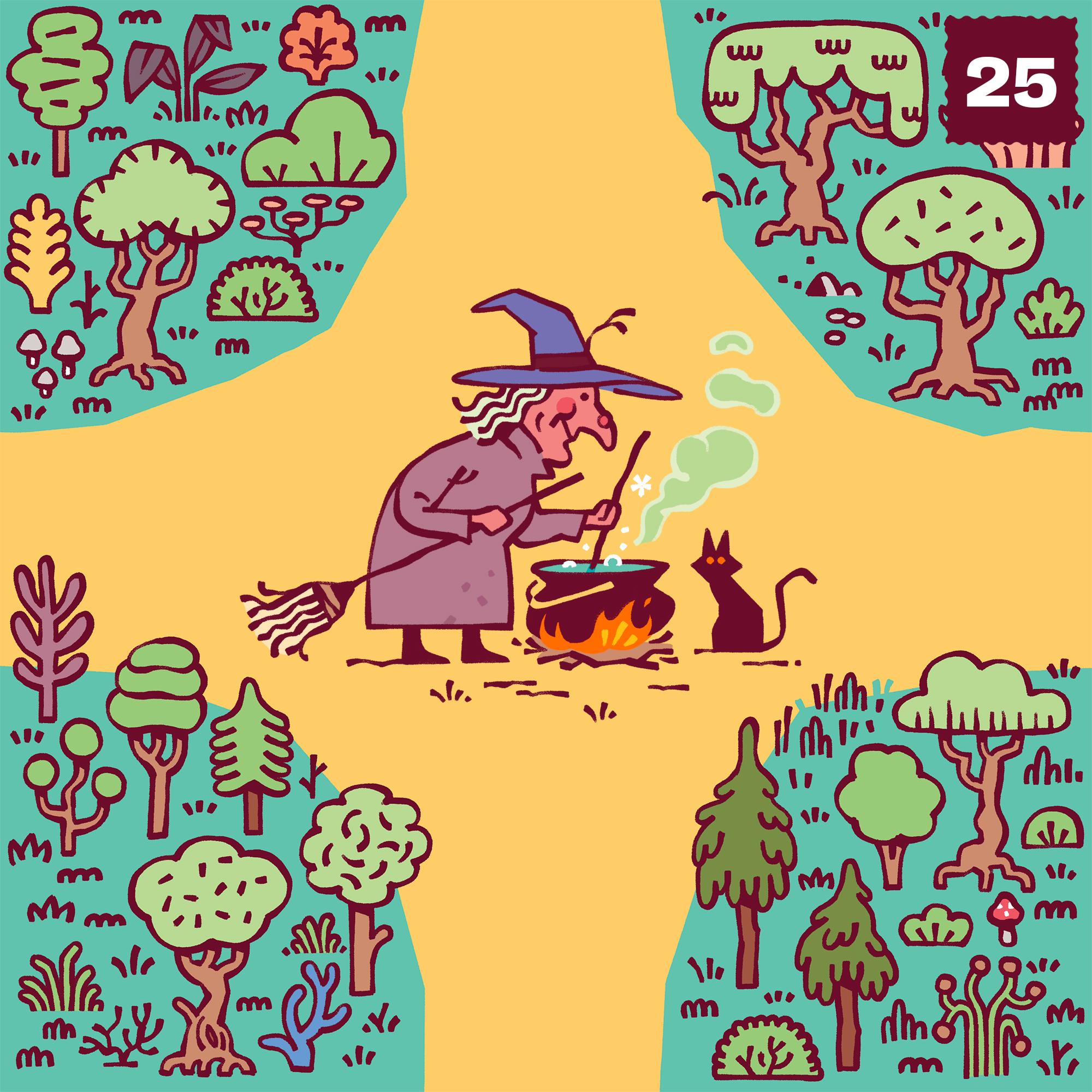 25-sorciere