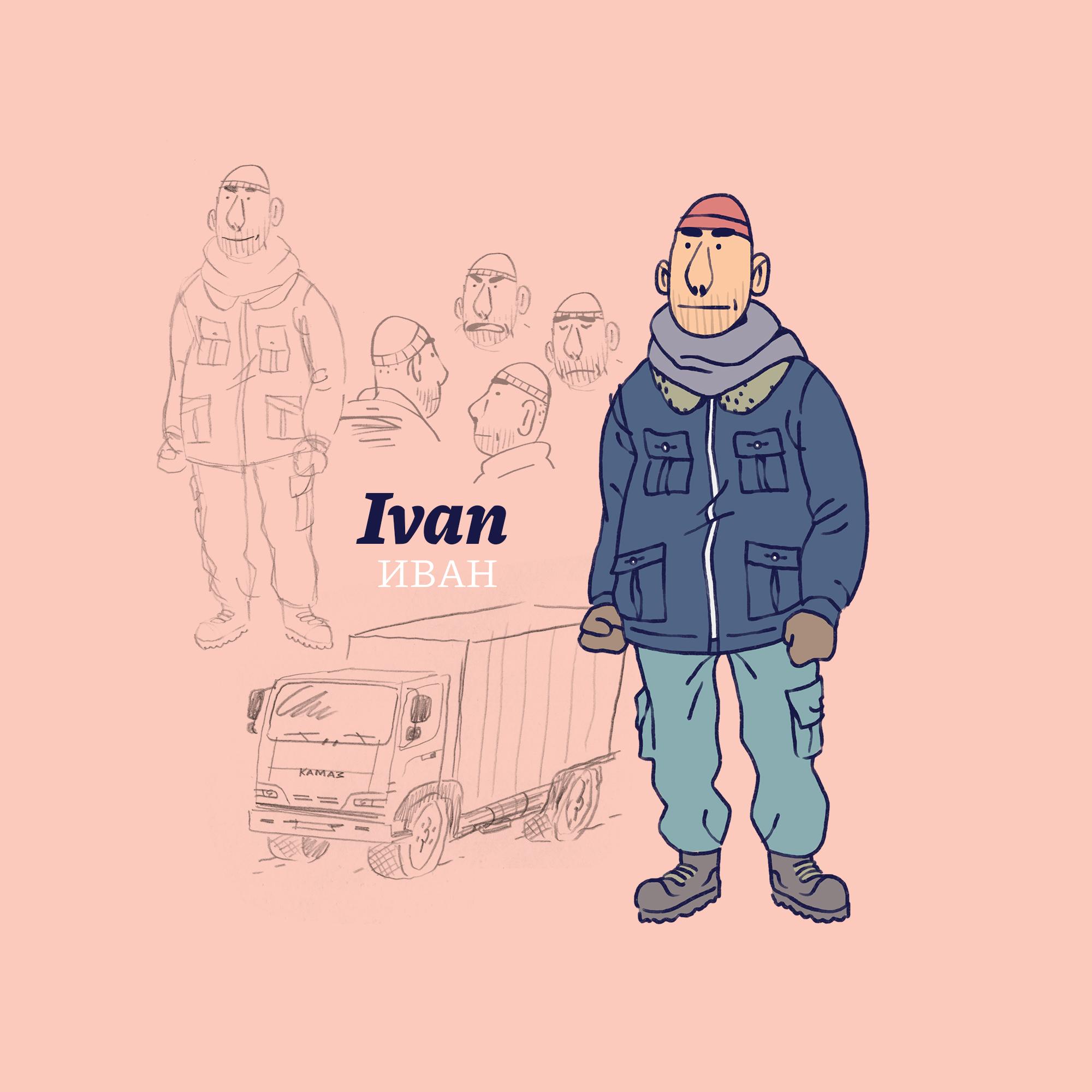 FIREBIRD-personnage-ivan