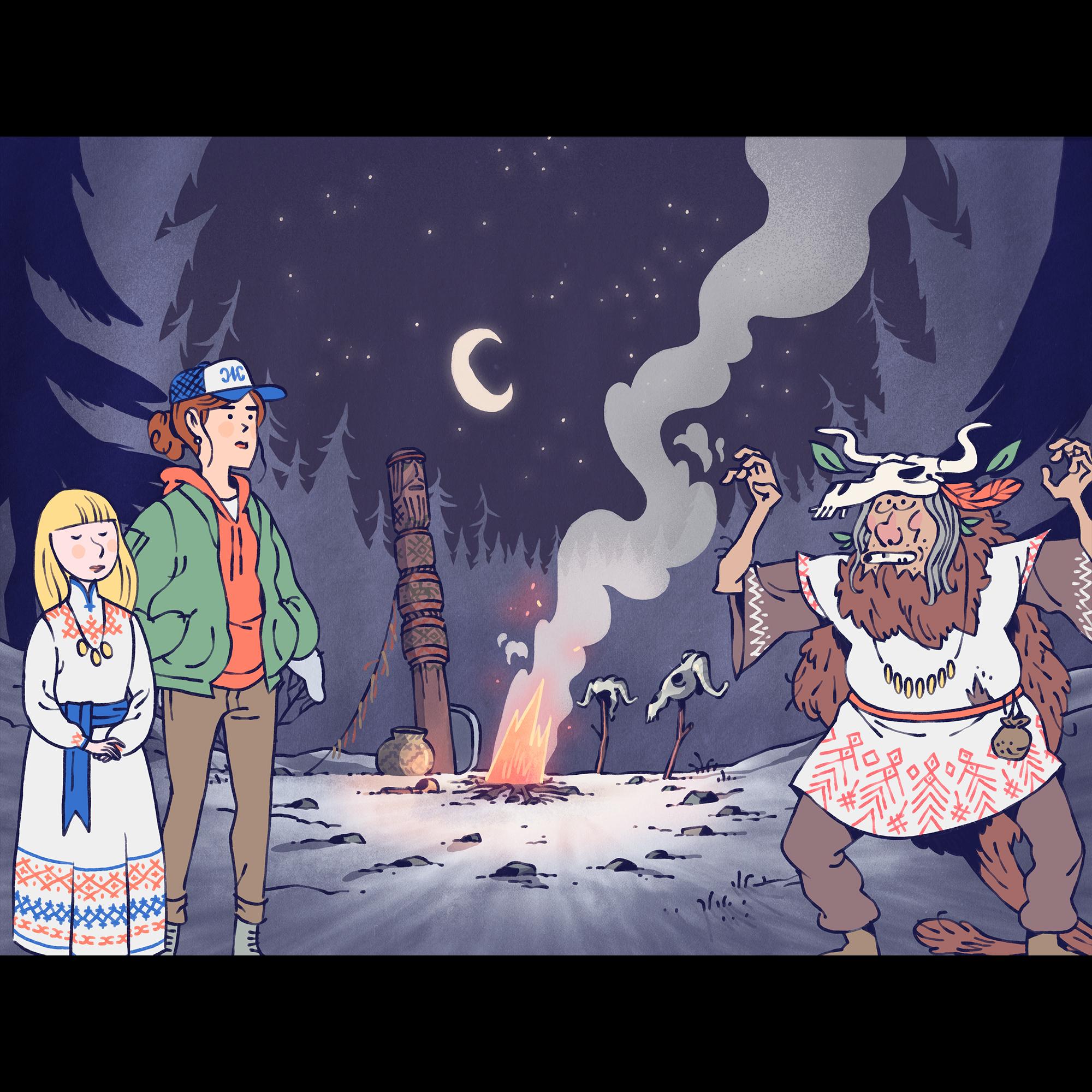 FIREBIRD-screenshot-shaman
